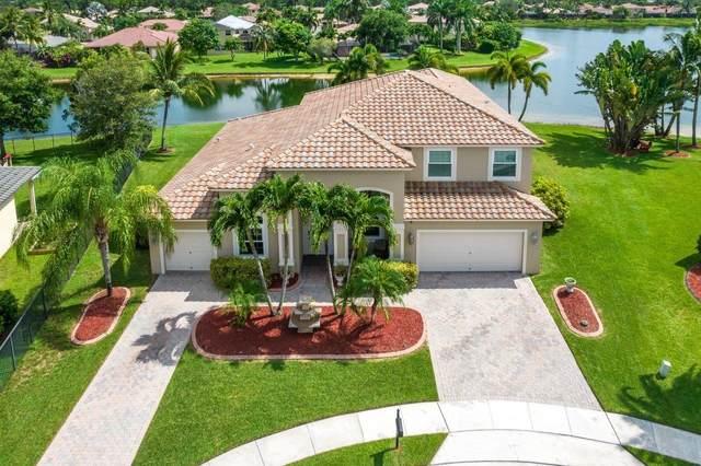 9438 Bristol Ridge Court, West Palm Beach, FL 33411 (#RX-10735563) :: Ryan Jennings Group
