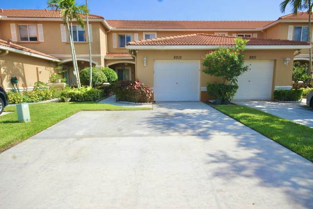 6215 Eaton Street, West Palm Beach, FL 33411 (MLS #RX-10735582) :: THE BANNON GROUP at RE/MAX CONSULTANTS REALTY I