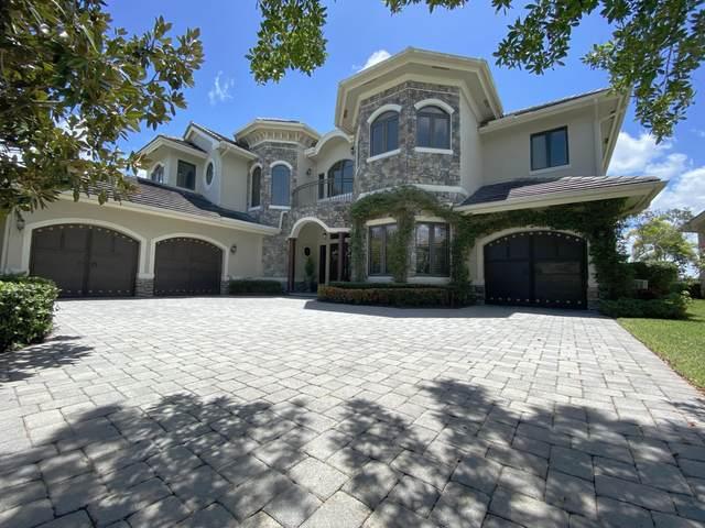 8989 Stone Pier Drive, Boynton Beach, FL 33472 (MLS #RX-10735589) :: THE BANNON GROUP at RE/MAX CONSULTANTS REALTY I