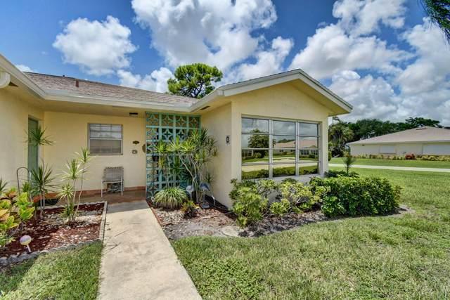 5241 Lakefront Boulevard D, Delray Beach, FL 33484 (#RX-10735600) :: Signature International Real Estate