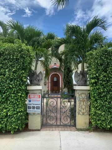 627 36th Street, West Palm Beach, FL 33407 (MLS #RX-10735605) :: Berkshire Hathaway HomeServices EWM Realty