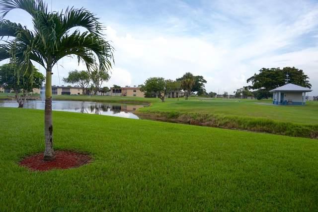 297 Capri G, Delray Beach, FL 33484 (#RX-10735624) :: Signature International Real Estate
