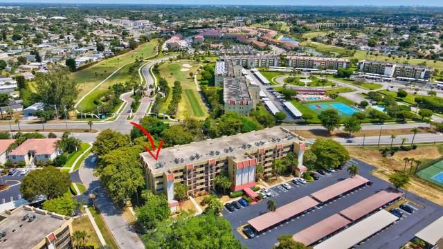 23344 Carolwood Lane #301, Boca Raton, FL 33428 (#RX-10735680) :: Baron Real Estate