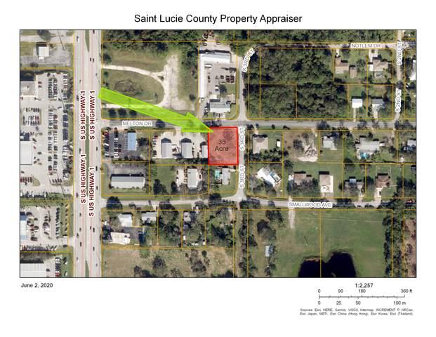 186 Melton Drive, Fort Pierce, FL 34982 (#RX-10735702) :: IvaniaHomes   Keller Williams Reserve Palm Beach