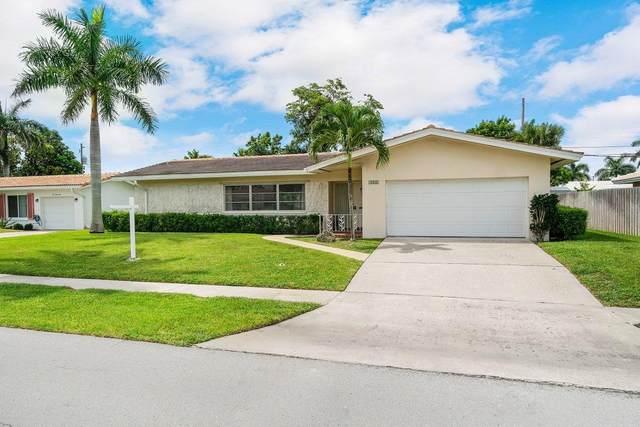 1064 SW 13th Street, Boca Raton, FL 33486 (#RX-10735735) :: Baron Real Estate