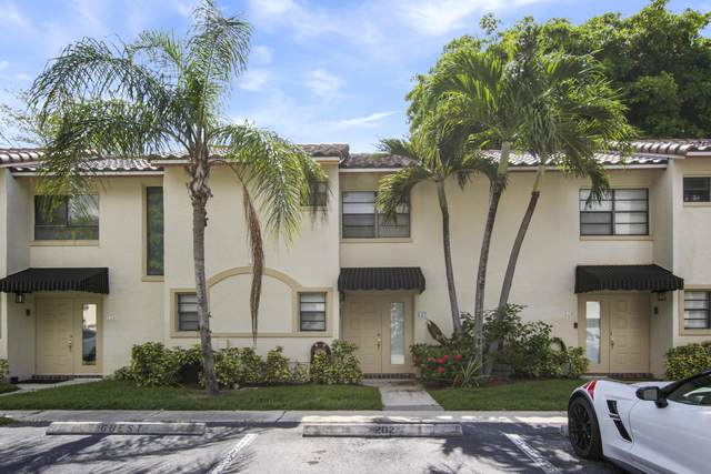 7200 NW 2nd Avenue #127, Boca Raton, FL 33487 (#RX-10735769) :: Baron Real Estate