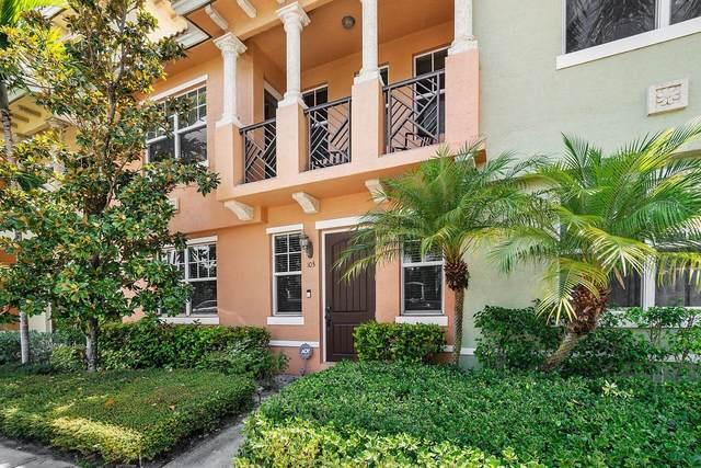 219 N L Street #103, Lake Worth Beach, FL 33460 (#RX-10735789) :: Treasure Property Group