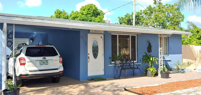 913 Avon Road, West Palm Beach, FL 33401 (#RX-10735801) :: Posh Properties