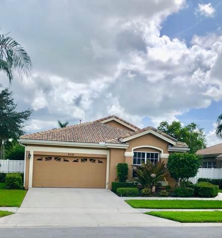 8416 Quail Meadow Way, West Palm Beach, FL 33412 (#RX-10735837) :: Baron Real Estate