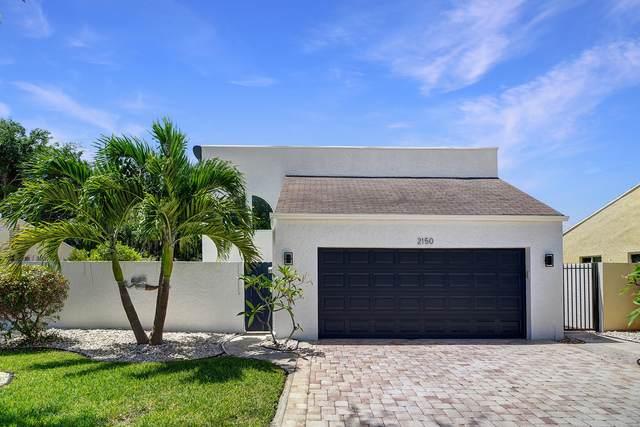 2150 NW 10th Street, Delray Beach, FL 33445 (#RX-10735842) :: Baron Real Estate
