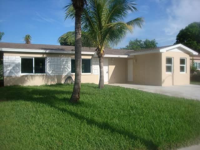 2681 NW 1st Street, Boynton Beach, FL 33435 (MLS #RX-10735844) :: Castelli Real Estate Services