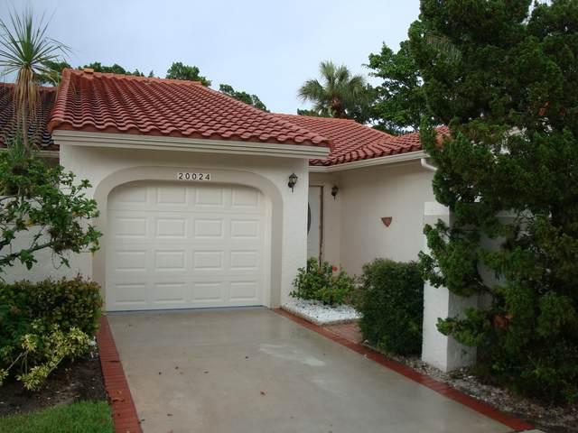 20024 Rima Circle, Boca Raton, FL 33434 (#RX-10735847) :: Signature International Real Estate