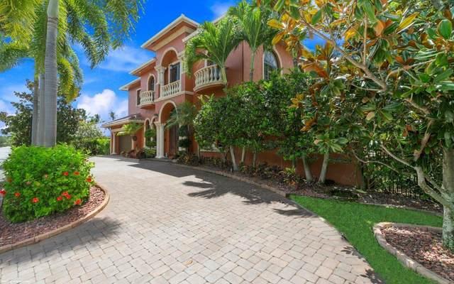 8844 SE Pelican Island Way, Hobe Sound, FL 33455 (#RX-10735868) :: Treasure Property Group