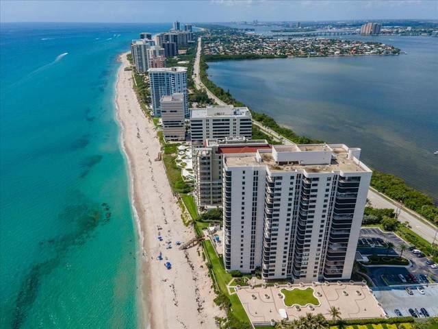 5380 N Ocean Drive 19-F, Singer Island, FL 33404 (#RX-10735873) :: IvaniaHomes | Keller Williams Reserve Palm Beach