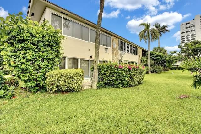 2601 S Ocean Boulevard #5, Boca Raton, FL 33432 (#RX-10735885) :: IvaniaHomes | Keller Williams Reserve Palm Beach