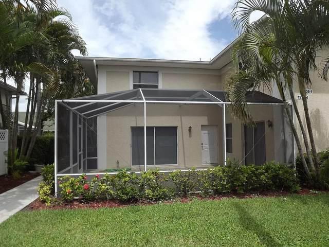 1536 N Lawnwood Circle #1, Fort Pierce, FL 34950 (#RX-10735886) :: Heather Towe   Keller Williams Jupiter