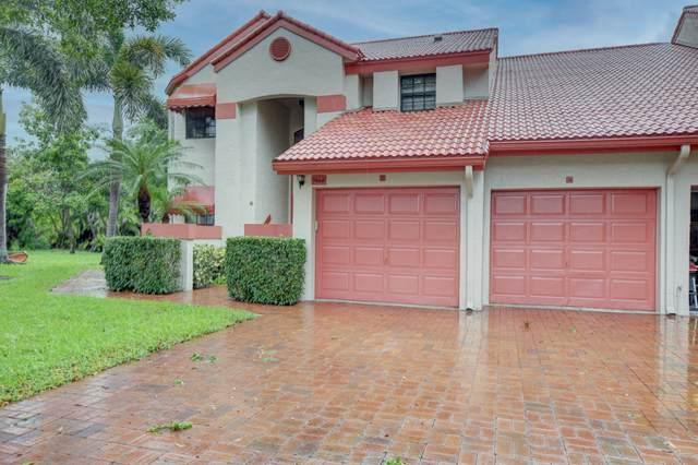 7868 Lexington Club Boulevard A, Delray Beach, FL 33446 (#RX-10735921) :: Treasure Property Group
