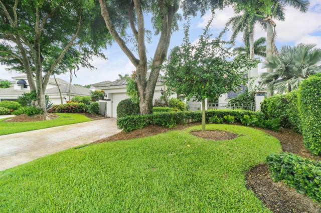 2101 NW 60th Circle, Boca Raton, FL 33496 (#RX-10735924) :: Ryan Jennings Group