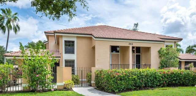 362 Prestwick Circle #1, Palm Beach Gardens, FL 33418 (#RX-10735943) :: Ryan Jennings Group