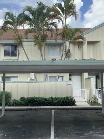 6166 Riverwalk 5 Lane #5, Jupiter, FL 33458 (#RX-10735955) :: Baron Real Estate