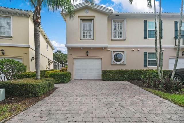 470 Capistrano Drive, Palm Beach Gardens, FL 33410 (#RX-10735964) :: Ryan Jennings Group