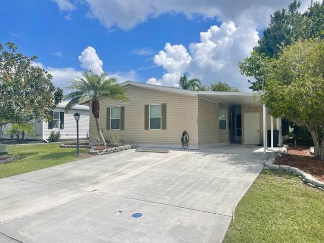 3801 Pebble Beach Lane, Port Saint Lucie, FL 34952 (#RX-10735981) :: The Power of 2   Century 21 Tenace Realty