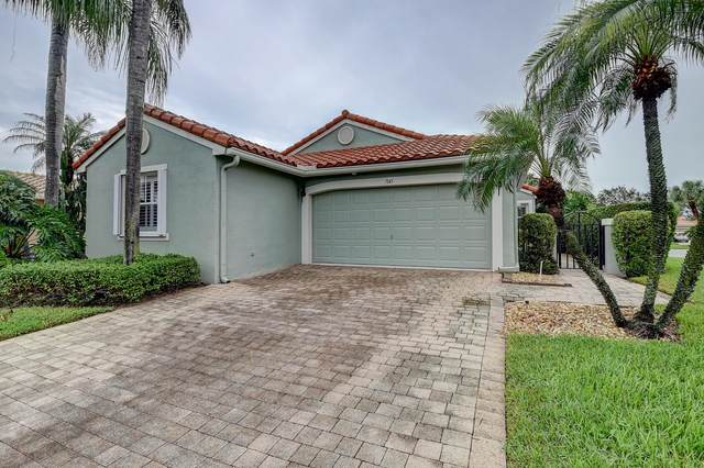 7145 Foxworth Court, Boynton Beach, FL 33437 (MLS #RX-10735987) :: The Jack Coden Group