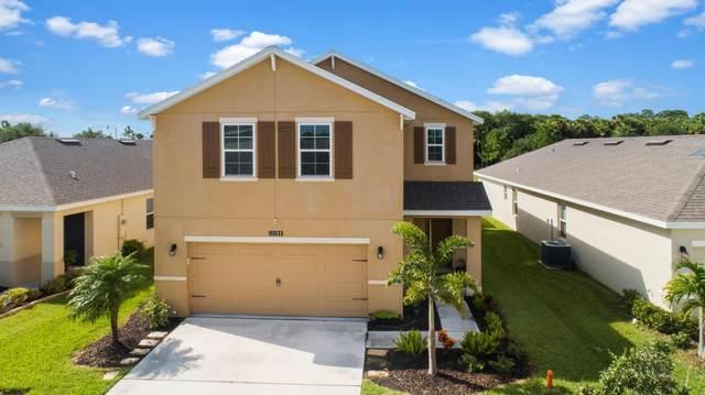 11109 SW Sophronia Street, Port Saint Lucie, FL 34987 (#RX-10736005) :: Treasure Property Group