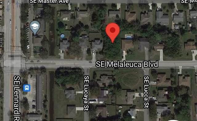 2233 SE Melaleuca Boulevard, Port Saint Lucie, FL 34952 (#RX-10736010) :: Treasure Property Group