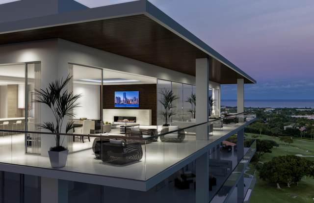 105 E Camino Real Penthouse 9, Boca Raton, FL 33432 (#RX-10736037) :: The Power of 2 | Century 21 Tenace Realty