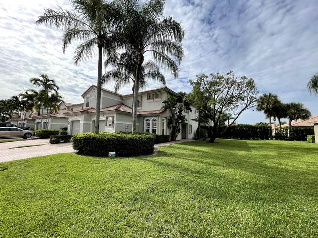 8350 Via Serena, Boca Raton, FL 33433 (#RX-10736038) :: Ryan Jennings Group