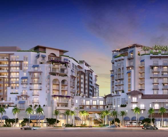 105 E Camino Real #602, Boca Raton, FL 33432 (#RX-10736044) :: The Power of 2 | Century 21 Tenace Realty