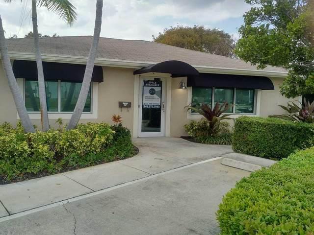 1030 Wallace Drive B, Delray Beach, FL 33444 (#RX-10736052) :: Treasure Property Group