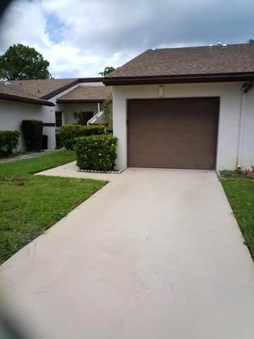 6105 Elsinore Circle, Greenacres, FL 33463 (#RX-10736054) :: Treasure Property Group