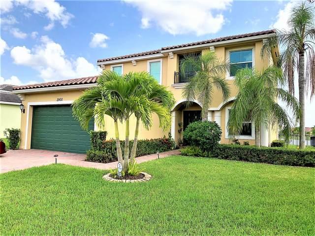 2900 Bellarosa Circle, Royal Palm Beach, FL 33411 (#RX-10736066) :: Treasure Property Group