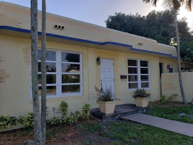 400 28th Street, West Palm Beach, FL 33407 (MLS #RX-10736084) :: Berkshire Hathaway HomeServices EWM Realty