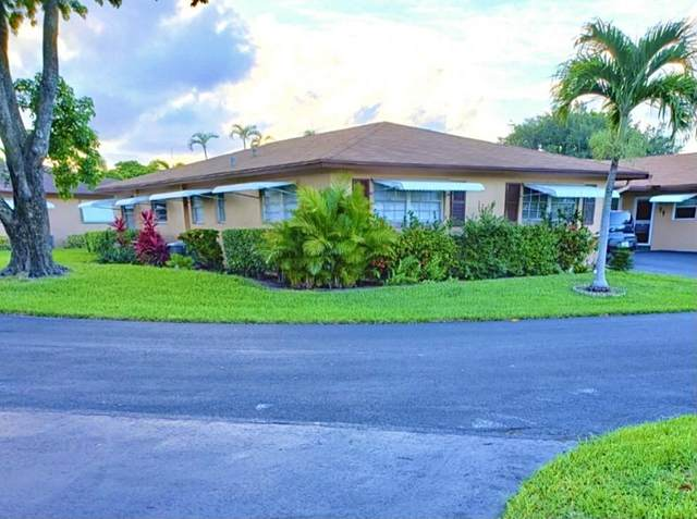 720 Whippoorwill Lane, Delray Beach, FL 33445 (#RX-10736087) :: Treasure Property Group