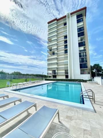 10680 S Ocean Drive #904, Jensen Beach, FL 34957 (#RX-10736090) :: IvaniaHomes | Keller Williams Reserve Palm Beach