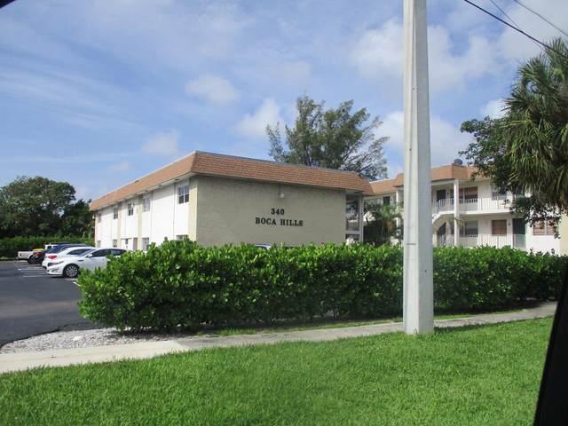 340 NW 19th 1070 Street #1070, Boca Raton, FL 33432 (#RX-10736105) :: Ryan Jennings Group