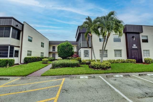 474 Burgundy J, Delray Beach, FL 33484 (#RX-10736123) :: Ryan Jennings Group