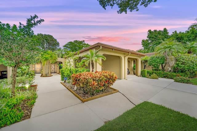 5956 Forest Grove Drive #3, Boynton Beach, FL 33437 (MLS #RX-10736153) :: Berkshire Hathaway HomeServices EWM Realty