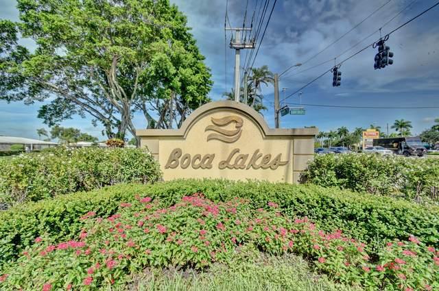 8730 Chevy Chase Drive, Boca Raton, FL 33433 (MLS #RX-10736246) :: Castelli Real Estate Services