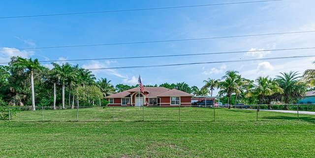 18057 Orange Grove Boulevard, Loxahatchee, FL 33470 (#RX-10736263) :: Treasure Property Group