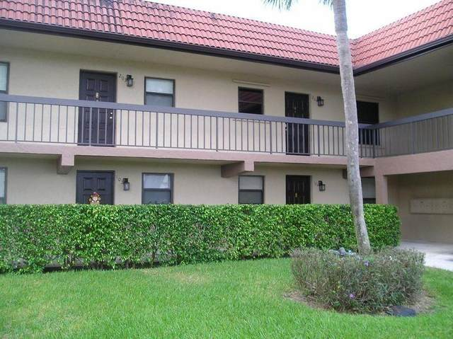 21911 Lake Forest Circle #104, Boca Raton, FL 33433 (#RX-10736289) :: The Power of 2   Century 21 Tenace Realty