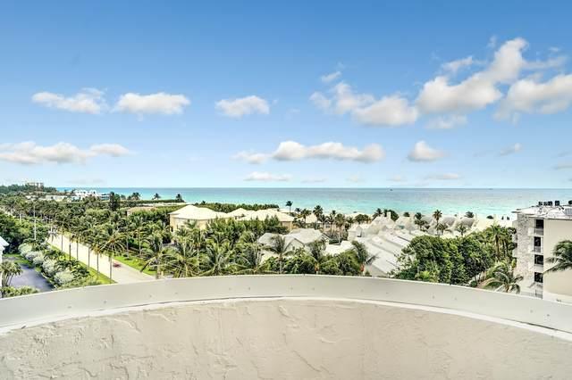 2200 S Ocean Boulevard #1008, Delray Beach, FL 33483 (#RX-10736339) :: The Power of 2   Century 21 Tenace Realty