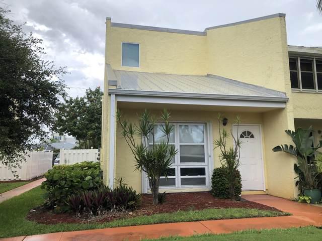 2805 N Highway A1a A, Hutchinson Island, FL 34949 (MLS #RX-10736413) :: Castelli Real Estate Services
