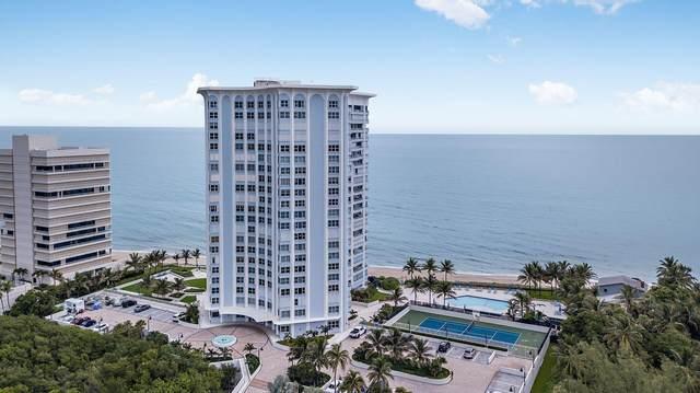 5200 N. Ocean Drive #504, Singer Island, FL 33404 (#RX-10736468) :: Heather Towe | Keller Williams Jupiter