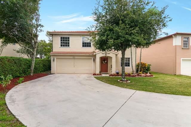6755 Rainwood Cove Lane, Lake Worth, FL 33463 (#RX-10736564) :: Baron Real Estate