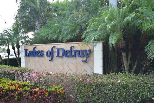 5598 Witney Drive #111, Delray Beach, FL 33484 (#RX-10736567) :: IvaniaHomes | Keller Williams Reserve Palm Beach