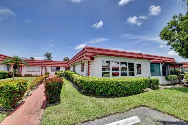 182 Waterford H, Delray Beach, FL 33446 (#RX-10736888) :: The Power of 2   Century 21 Tenace Realty